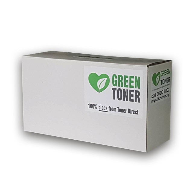 Green toner Brother TN-2220 тонер касета