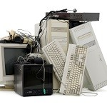 Извозване на стара техника и консумативи за рециклиране
