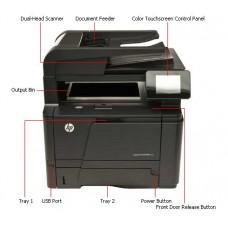 HP LaserJet Pro 400 MFP M425dn ревю (част 2)