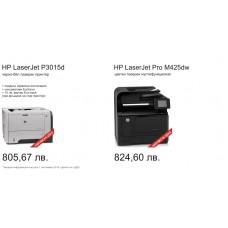 Принтери и МФУ за средни и големи офиси