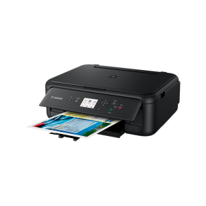 "Canon PIXMA TS5150 мастиленоструен мултифункционал + Canon Plus Glossy II PP-201, 5x5"", 20 sheets"