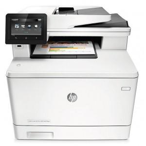 HP Color LaserJet Pro MFP M477fnw цветен лазерен мултифункционал