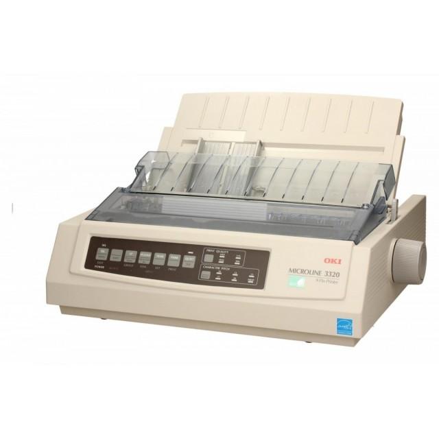 OKI ML3320 матричен принтер (употребяван)
