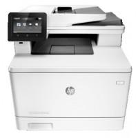 HP Color LaserJet Pro MFP M477fdn цветен лазерен мултифункционал