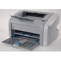 HP LaserJet 1020 лазерен принтер (употребяван)
