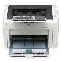 HP LaserJet 1022n лазерен принтер (употребяван)