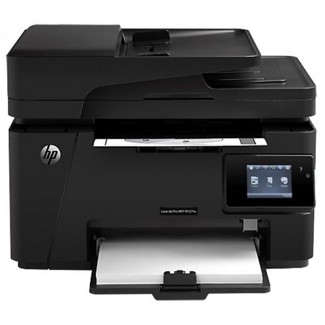 HP LaserJet Pro MFP M127fw лазерен мултифункционал