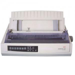 OKI ML3321 матричен принтер (употребяван)