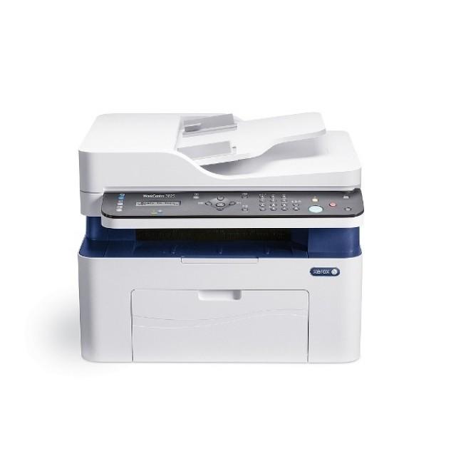 Xerox WorkCentre 3025N лазерен мултифункционал