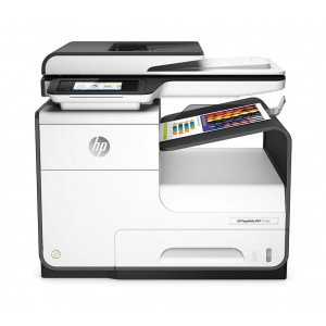HP PageWide Pro MFP 377dw мастиленоструен мултифункционал