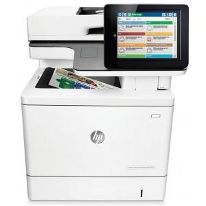 HP Color LaserJet Enterprise MFP M577c цветен лазерен мултифункционал