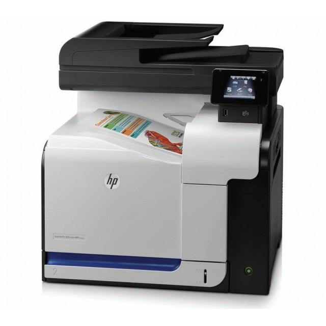 HP Color LaserJet Pro M570dn цветен лазерен мултифункционал