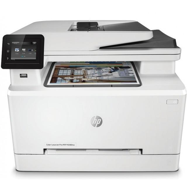 HP Color LaserJet Pro MFP M280nw  цветен лазерен мултифункционал