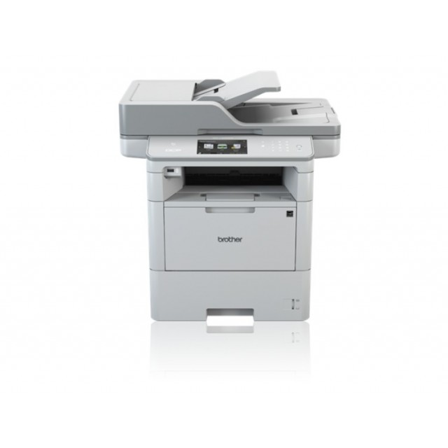 Brother DCP-L6600DW лазерен мултифункционал