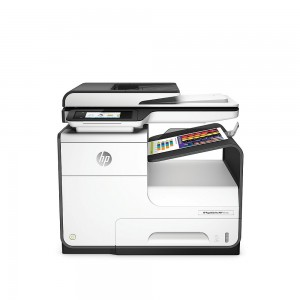 HP PageWide Pro MFP 477dw мастиленоструен мултифункционал