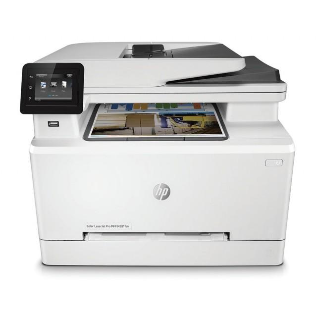 HP Color LaserJet Pro MFP M281fdw цветен лазерен мултифункционал