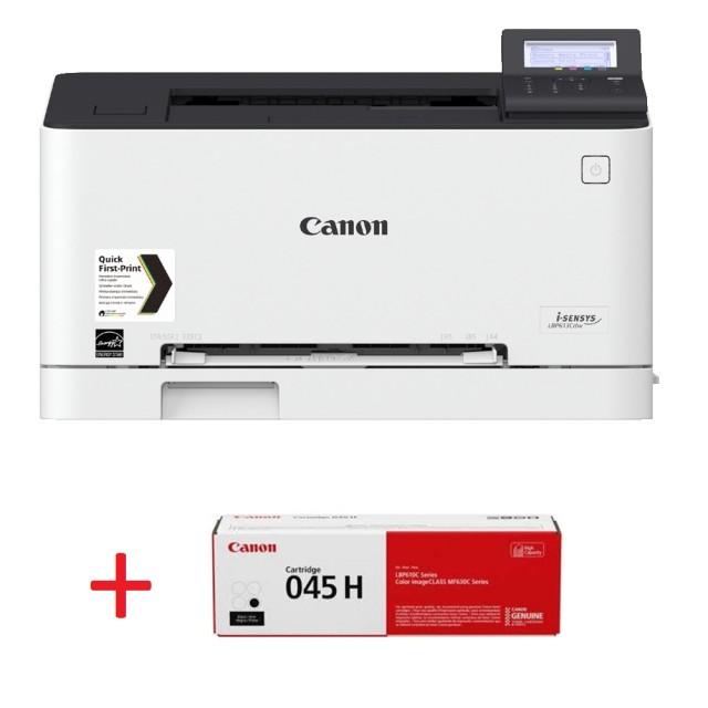 Canon i-SENSYS LBP613Cdw цветен лазерен принтер + тонер касета
