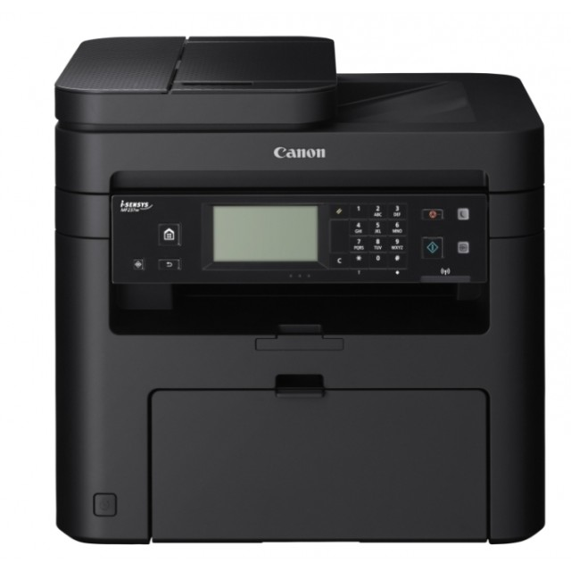 Canon i-SENSYS MF237w лазерен мултифункционал + тонер касета