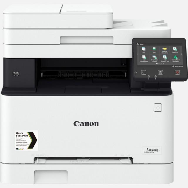 Canon i-SENSYS MF643Cdw цветен лазерен мултифункционал