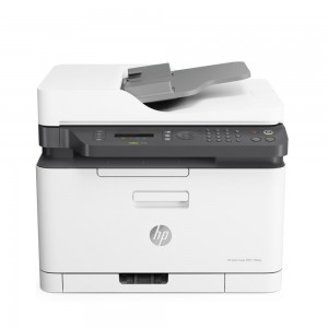 HP Color Laser MFP 179fnw цветен лазерен мултифункционал