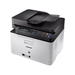 Samsung Xpress SL-C480FN цветен лазерен мултифункционал