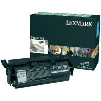 Lexmark T650H11E изкупуване на празна черна тонер касета