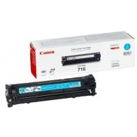 Canon CRG-716C изкупуване на празна синя тонер касета