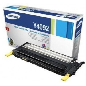 Samsung CLT-Y4092S изкупуване на празна жълта тонер касета