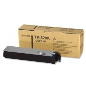 Kyocera TK-520K изкупуване на празна черна тонер касета