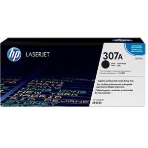 HP CE740A изкупуване на празна черна тонер касета