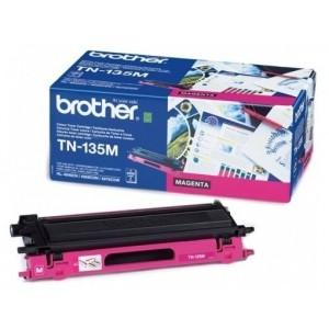 Brother TN-135M изкупуване на празна червена тонер касета