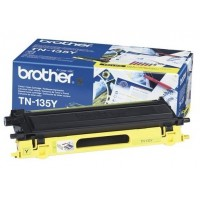 Brother TN-135Y изкупуване на празна жълта тонер касета