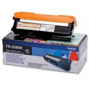 Brother TN-328BK изкупуване на празна черна тонер касета