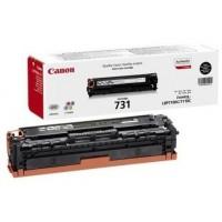 Canon CRG-731B изкупуване на празна черна тонер касета