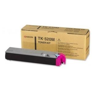 Kyocera TK-520M изкупуване на празна червена тонер касета