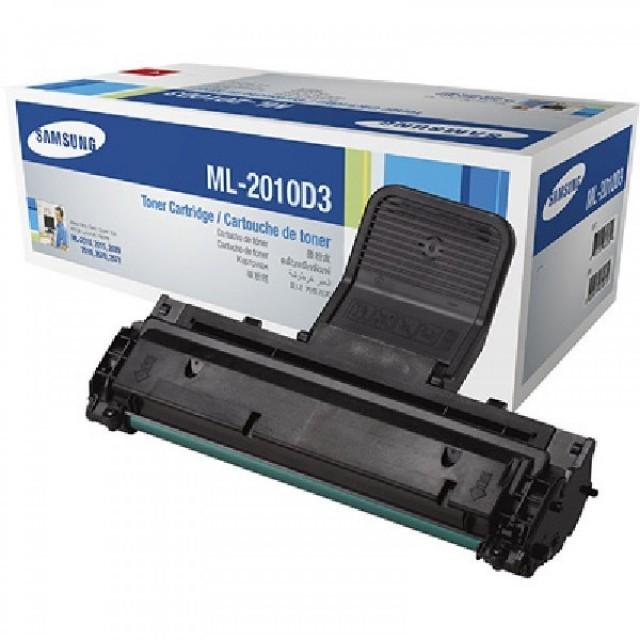 Samsung ML-2010D3 изкупуване на празна черна тонер касета