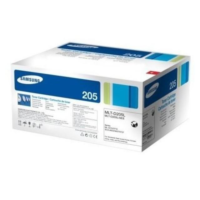 Samsung MLT-D205L изкупуване на празна черна тонер касета