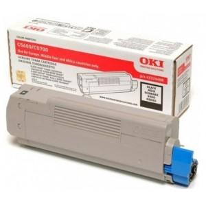 OKI 43324408 изкупуване на празна черна тонер касета за C5600/C5700