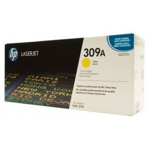 HP Q2672A изкупуване на празна жълта тонер касета