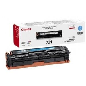 Canon CRG-731C изкупуване на празна синя тонер касета