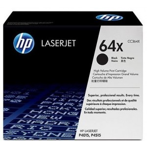 HP CC364X изкупуване на празна черна тонер касета