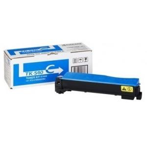 Kyocera TK-540C изкупуване на празна синя тонер касета