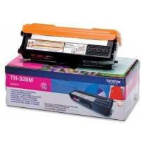 Brother TN-328M изкупуване на празна червена тонер касета