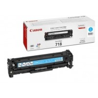 Canon CRG-718C изкупуване на празна синя тонер касета