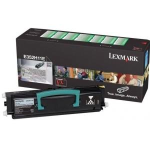 Lexmark E352H11E изкупуване на празна черна тонер касета