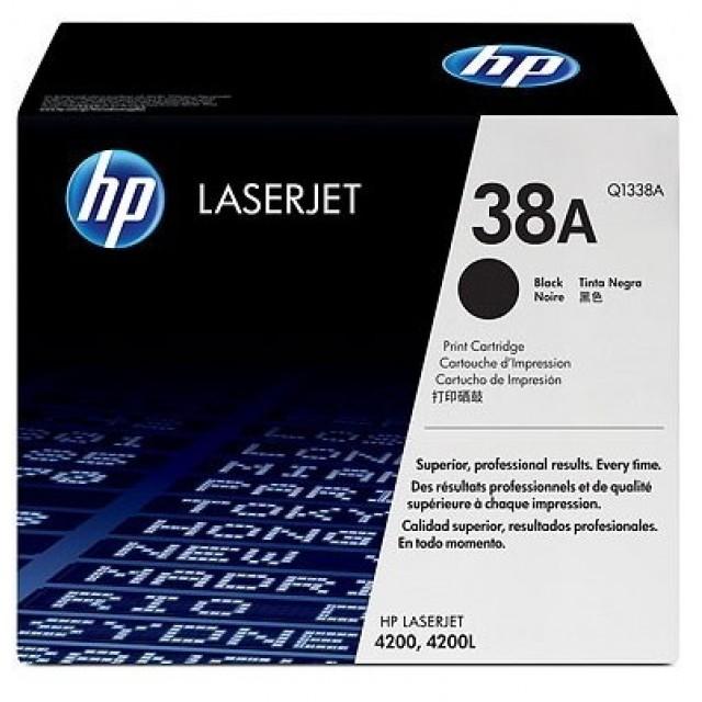 HP Q1338A изкупуване на празна черна тонер касета