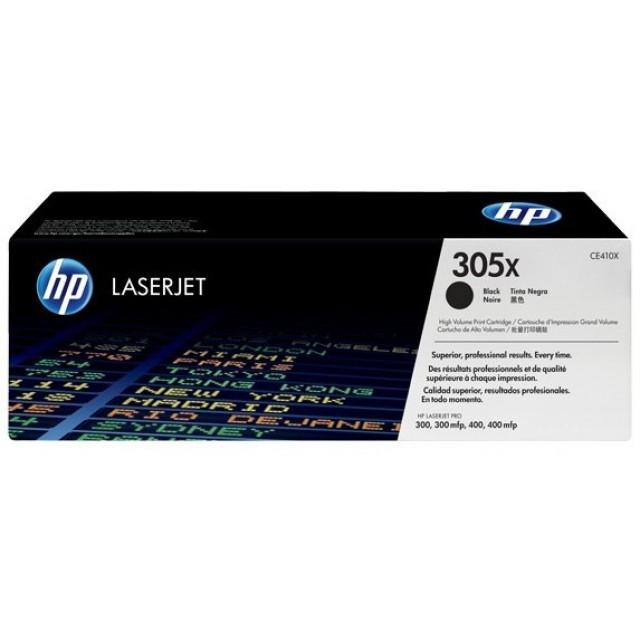 HP CE410X изкупуване на празна черна тонер касета