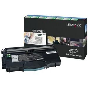 Lexmark 12016SE изкупуване на празна черна тонер касета