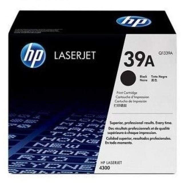 HP Q1339A изкупуване на празна черна тонер касета
