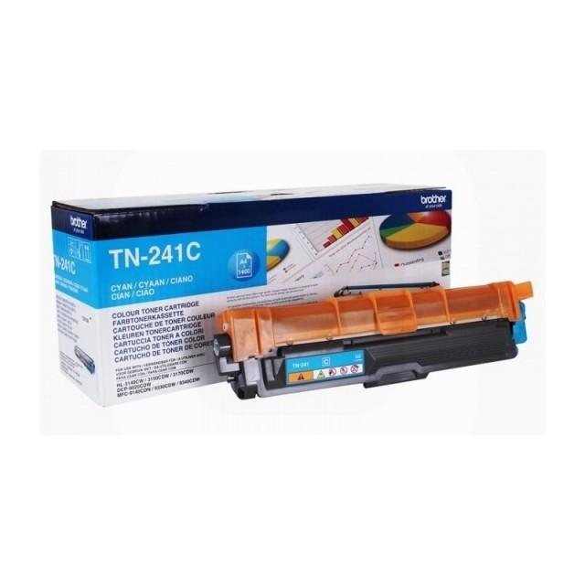Brother TN-241C изкупуване на празна синя тонер касета